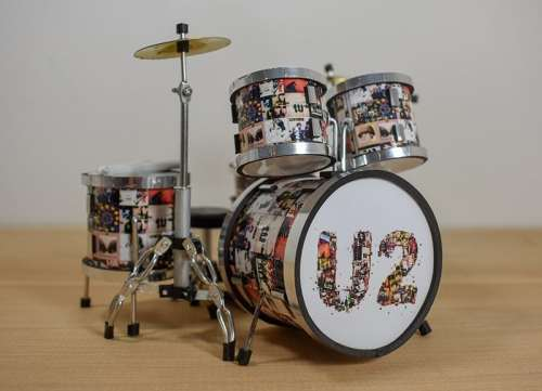 U2 Drum Kit (small)