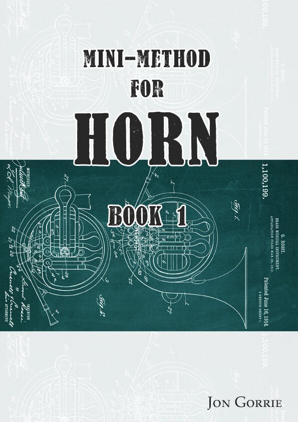 Mini-method for horn. Book 1