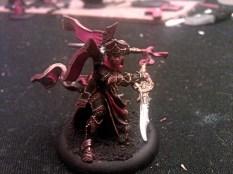 Thyra, Flame of Sorrow WIP
