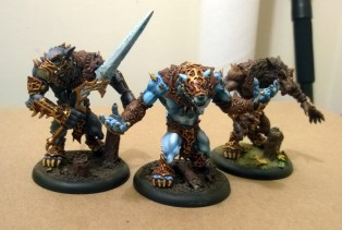 Triple Warpwolves (1)