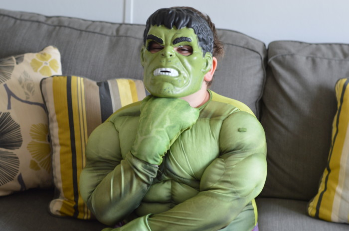 MARVELs The Avengers Age of Ultron hulk