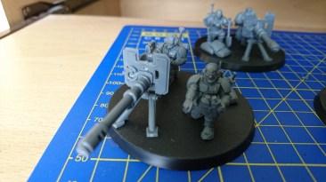 GSC Autocannon Teams