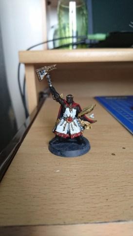 Sigmarite Warpriest