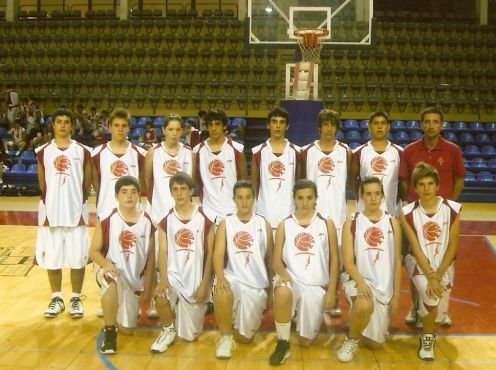 Campus Basketcyl en Espinho (Portugal)