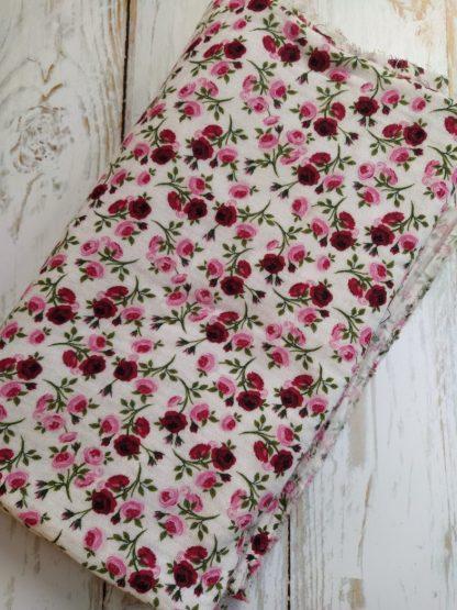 tissu-double-gaze-coton-fleurs