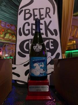 Trofeum Beer Geek Choice