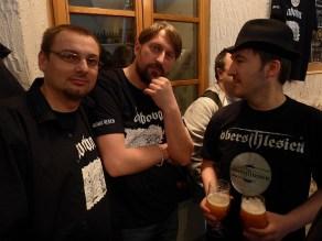 Promil, Luklaz (Reden) oraz Mateusz (Kraftwerk)