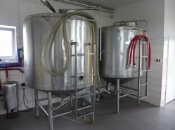 Zbiorniki fermentacyjne