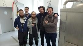 Michał, Tomek, Jarek, Paweł, Bartek