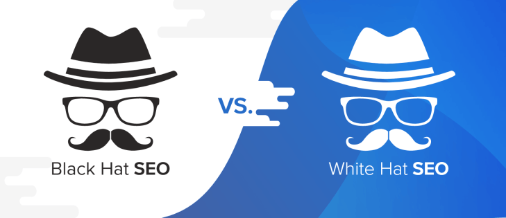 White Hat SEO Vs Black Hat SEO Techniques