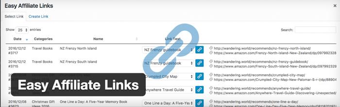 easy affiliate link