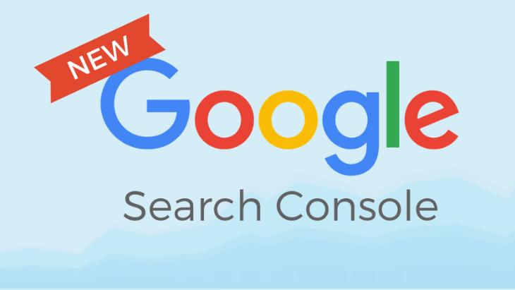 Google Search Console Update