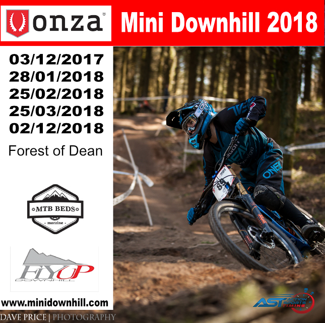 2018 Onza Mini Downhill Series