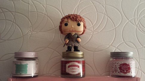 cadeau de noel pop outlander james fraser bougies primark