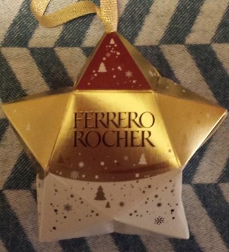 unboxing swap noel surprises aurore chocolat ferero rocher