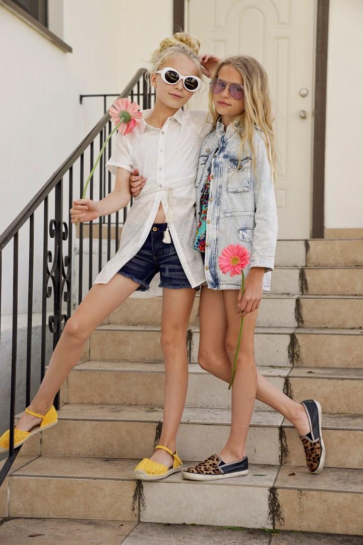 Spring Basics with Hayden Girls – MINI FASHION ADDICTS