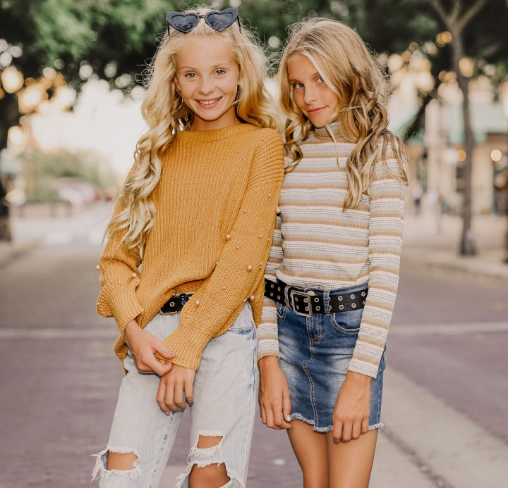 Fall Feels with Hayden Girls
