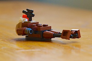 Lego Imperial Speeder Bike