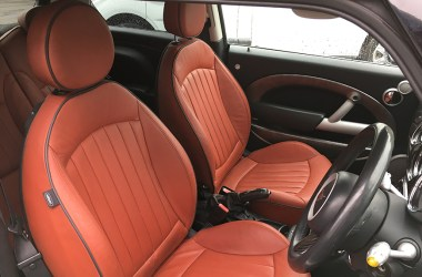 Redwood Lounge Leather Fitted In R53 Cooper S