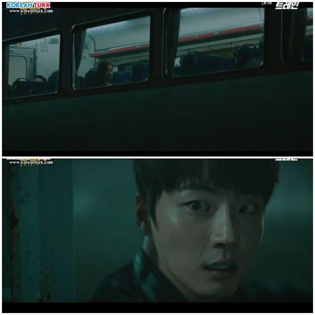 DoWon trene atladı ve daha neler olduğunu anlayamadan kendisini diğer DoWon yüzünden bir kovalamaca içinde buldu. Daha neler olduğunu, nasıl bir şey içinde olduğunu anlayamadan polislerden kaçmaya başladı ve nihayet beklediğimiz bir karşılaşma gerçekleşti. DoWon kaçarken onu bir dedektif durdurdu. Bu dünyada yaşamına devam eden SeoKyung.