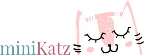 Logo miniKatz - Tierschutz - Pflegestelle für Kitten - Aufzucht von Katzenbabys