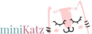 Logo miniKatz.de - Tierschutz - Pflegestelle für Kitten - Aufzucht von Katzenbabys