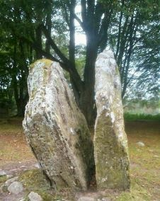cleft stone cropped - 2016 Outlander Tours