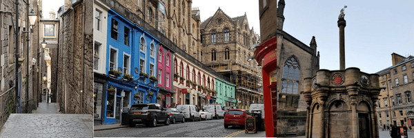 Edinburgh Old Town Walking Tour