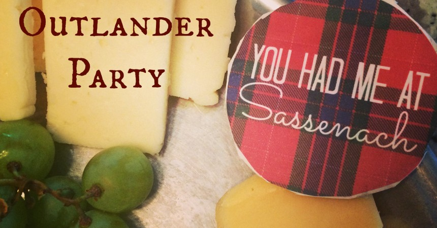 outlander party.jpg 860x450 - Outlander Party Ideas