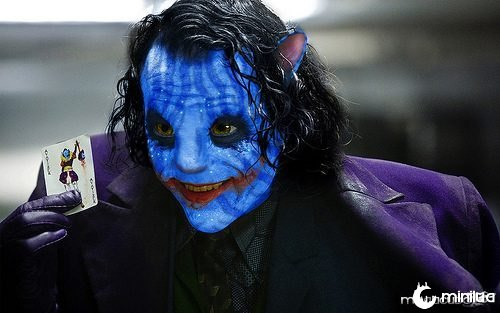 The Jok'er - Avatar Photoshop por  Avatizer.