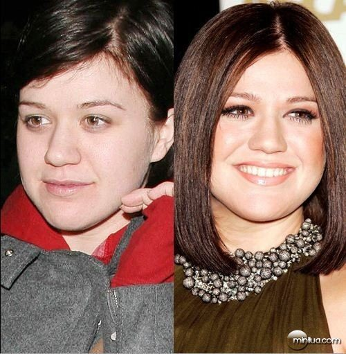 Celebrities-with-and-Without-Make-Up-008