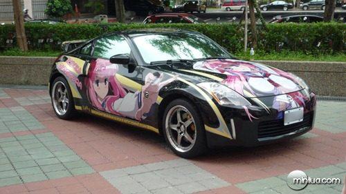 Nissan_350Z-Itasha-Taipei-P1010223