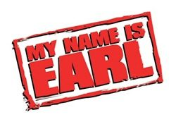 my name is earl logo