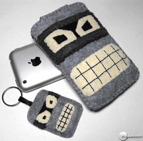 bender_robot_iphone_case