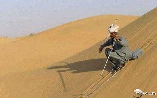 sand-ski