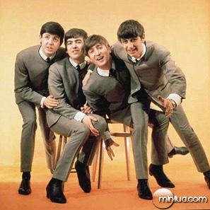 The Beatles chair