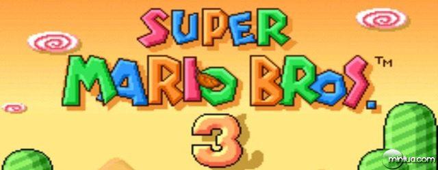 Mario Bros 3 - 00