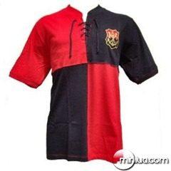 camisa Flamengo 1912