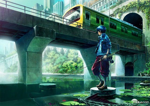The-City-Fishing
