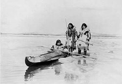 inuit-kayak
