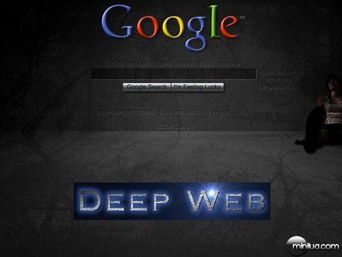 The Deep Web - Nem tudo está no Google - O Lado Sombrio da Internet