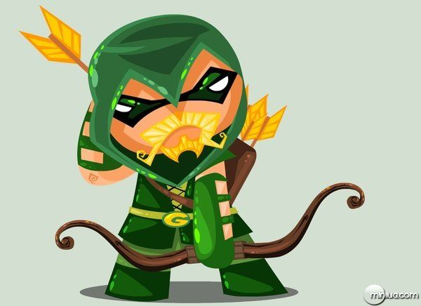 Ivan-Camelo-green-arrow