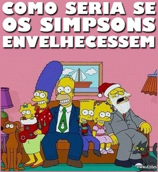 Como-seria-se-os-simpsons-envelhecessem-1