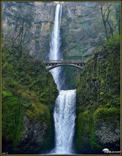 Multnomah-Falls-United-States