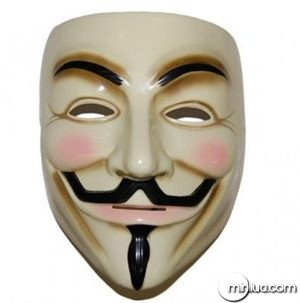 4519157992-Mascara Anonymous V for Vendetta Guy Fawkes