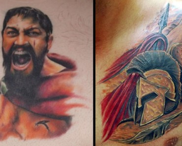 Incríveis tatuagens baseadas em filmes famosos