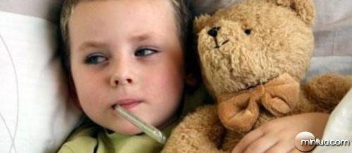 Chá-para-gripe-criança