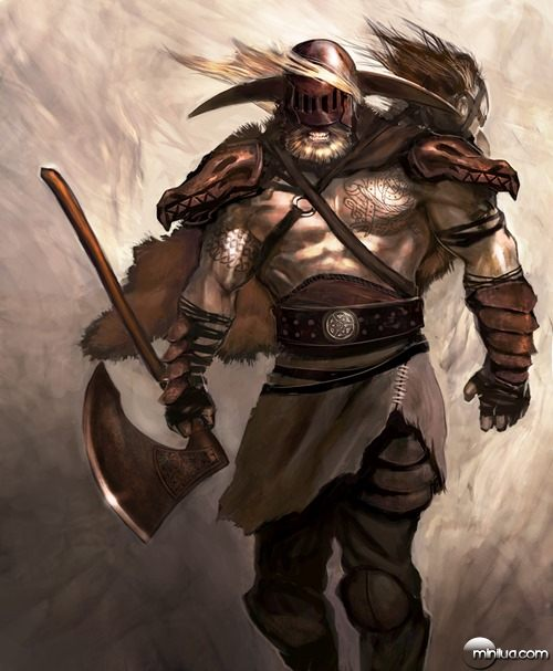 Fred-Studart-berserk-viking