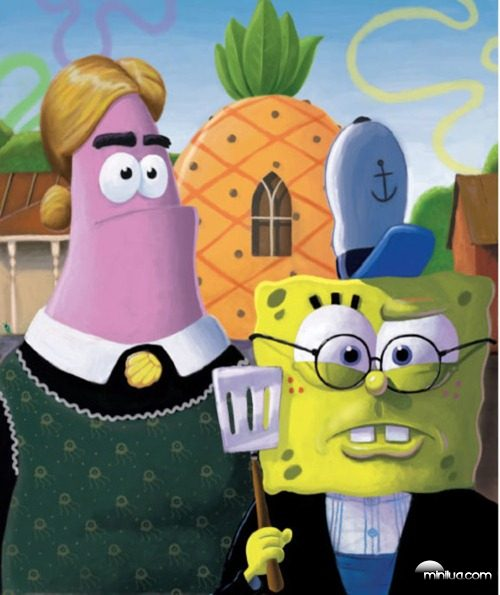 spongebob-famous-paintigs-3