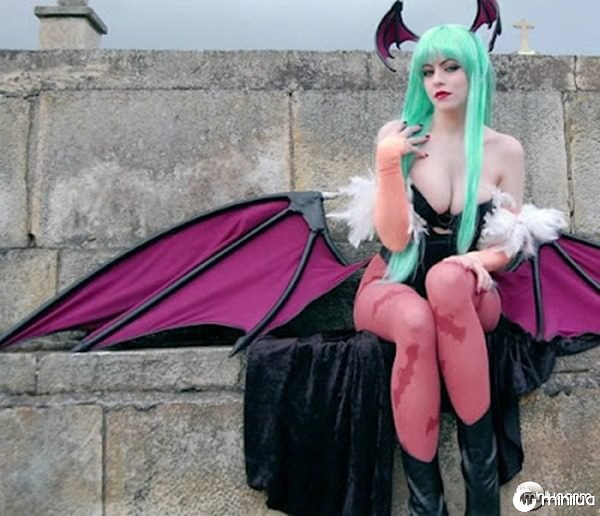 cosplay-morrigan-darkstalkers-3
